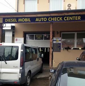 Villám Műszaki Vizsga - Diesel Mobil Kft
