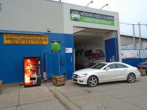KZS Mobil Car Kft-Műszaki vizsga Szeged