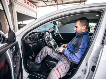 Gépjármű diagnosztikai mérés